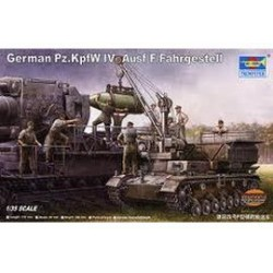 GERMAN PZ.KPFW IV 1/35