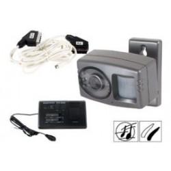 B/W camera met IR detectieset