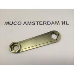 17mm metalen wielmoersleutel 1:8