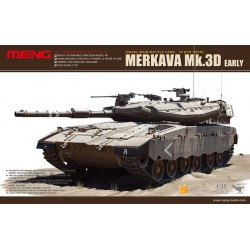 ISRAEL MERKAVA MK.3D EARLY 1/35