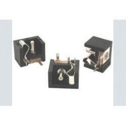 Spanningschass  2.1mm kort pcb