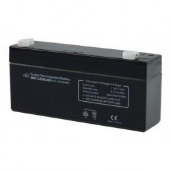 Loodaccu 6V/3,2A 133x33x60mm
