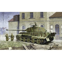 SD.KFZ.182 KING TIGER PORSCHE 1/35