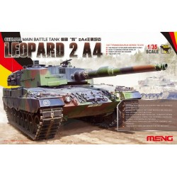 GERMAN LEOPARD 2 A4 1/35
