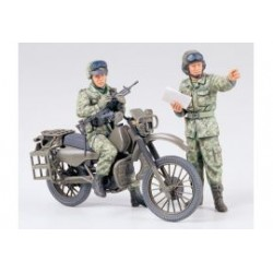J.G.S.D.F. MOTRCYCLE RECON.SET