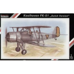 KOOLHOVEN FK-51 DUTCH VERS. 1/72