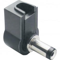 Spanningsplug   1.1mm haaks