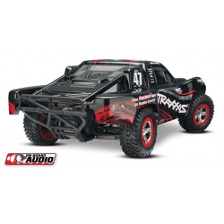 (orig.trx nr!) 2WD Slash TQ with onboard audio (12V lader)
