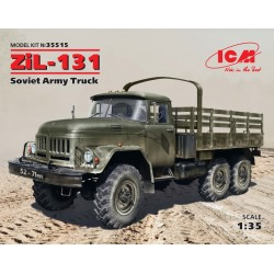 ZIL-131 SOVIET TRUCK 1/35