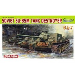 SOVIET SU-85M DESTROYER 1/35