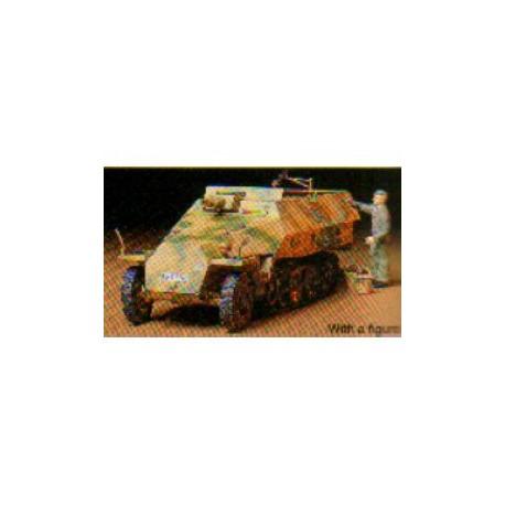 GERMAN SDKFZ 251/9 D 1/35