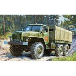 SOVIET URAL TRUCK 1/100