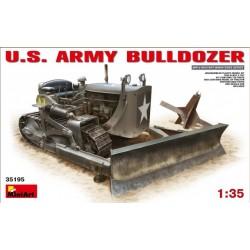 U.S. ARMY BULLDOZER 1/35