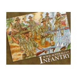 WWII AUSTRALIANS 1/72