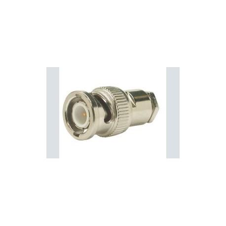Bnc plug   soldeer 5mm