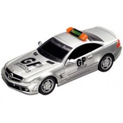 AMG mercedes SL63 safety car