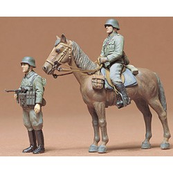 WEHRMACHT MOUNTED INFATRY 1/35
