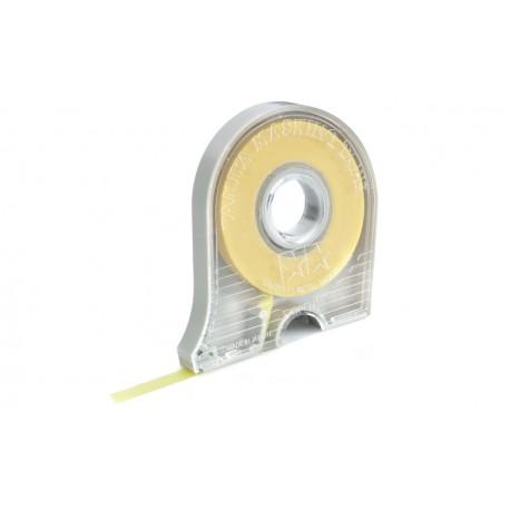 10mm masking tape met dispenser 18mtr.