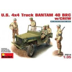 U.S. Bantam 40 bRC Jeep 1/35