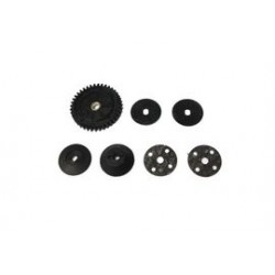 slipper spur gear