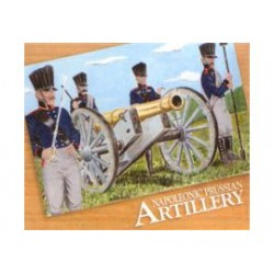 NAPOL PRUSSIAN ARTILLERY 1/72