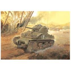 Sherman M4 PTO 1/35