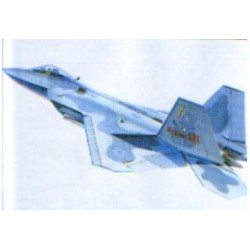 F-22 RAPTOR 1:48