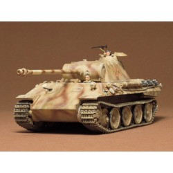 GERMAN PANTHER MEDIUM TANK 1/35
