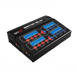 Quattro B6 220V multilader 4x50W