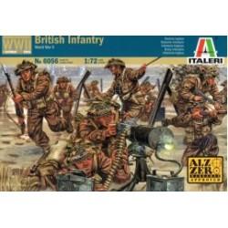 BRITISCH INFANTRY 1/72