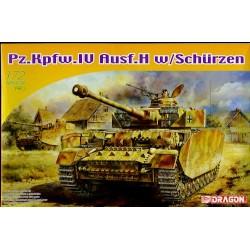 PZ.KPFW.IV AUSF.H W/SCHURZEN 1/72