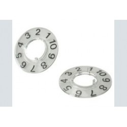 Ritel cijfer-   ring 1-10/21mm