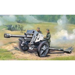 GERMAN 105MM HOWITZER 1/72