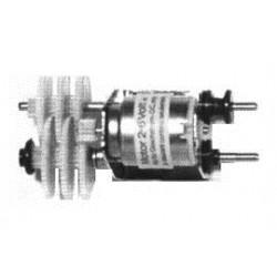 2-6v vertragingsmotor