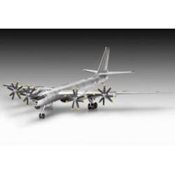 "TUPOLEV TU-95 ""BEAR D"" 1/144"