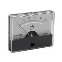 paneelmeter 60x45mm 50uA
