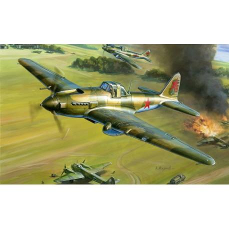 SOVIET IL-2 1941 1/144