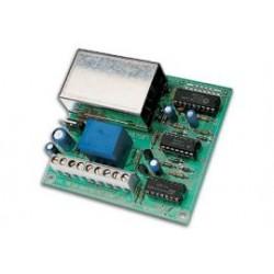 kit 1-kanaals IR codeslot ontvang
