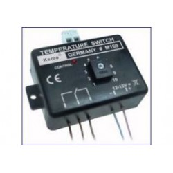 Thermostaat 0/100 gr. 5A 25V