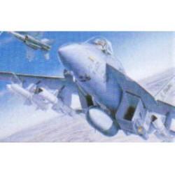 F/A 18 E SUPER HORNET  1:72