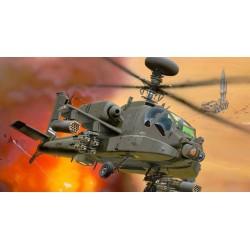 AH-64D LONGBOW APACHE 1/144 10X10CM