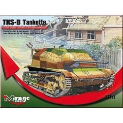 WWII TANKETTE TKS-B 8 1/35