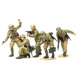 GERM. AFRICA CORPS INF. 1/35