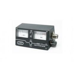 Dubbele SWR/PWR meter 10/100W