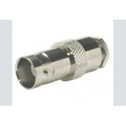 Bnc-plug fem.  6mm