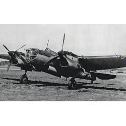 SOVIET SB-2 BOMBER 1/200
