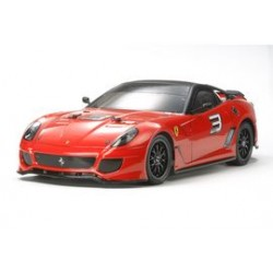 1/10 body ferrari 599XX RS257