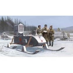 SOVIET AEROSAN RF-8 1/35