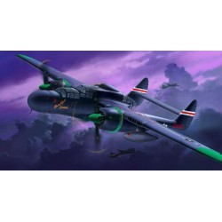 NORTHROP P-61A/B BLACK WIDOW 1/48
