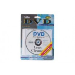DVD lensreiniger+audiotest